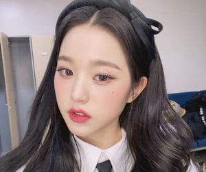 wonyoung, jang wonyoung, and kpop image