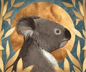 animal, art, and bear image