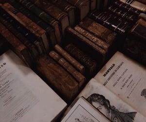 book, aesthetic, and dark academia image