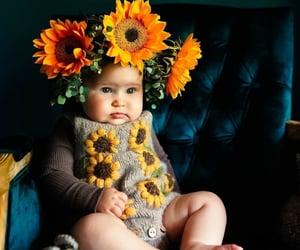 baby, feliz, and infancia image