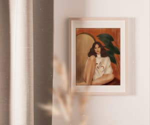 aesthetic, art print, and beautiful woman image