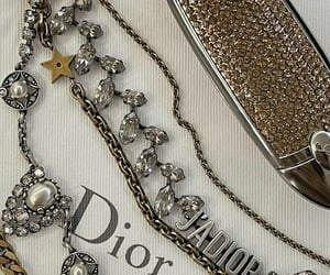accessories, brand, and Christian Dior image
