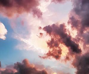 aesthetic, cloud, and elegant image