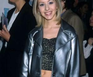 christina aguilera, jacket, and leather jacket image