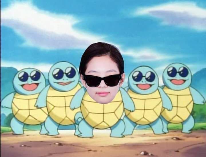 blackpink, kpop meme, and kim jennie image