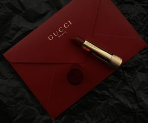 gucci and red image