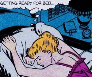 bed, art pop, and artpop image