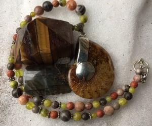 decor, healing, and jewelry image
