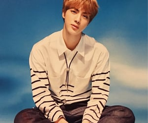jin, twitter icons, and seokjin icons image