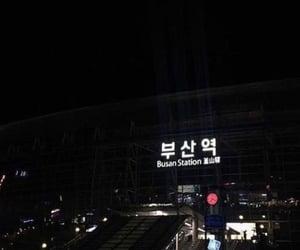 dark, korea, and south korea image