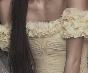 details, dress, and icons image