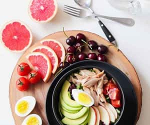 diet, food, and health image