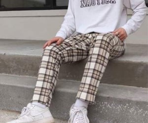 aesthetic, nike, and outfit image