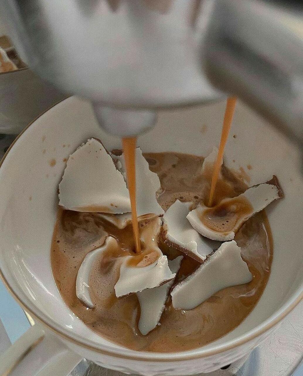 coffee and chocolate image