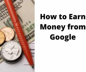 passive income, earn money online, and earn money from home image