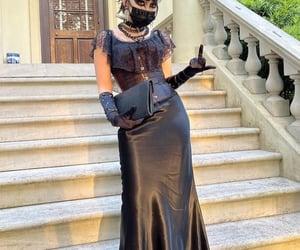 aesthetic, alternative, and corset image