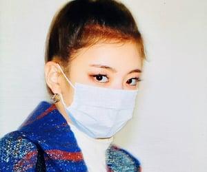 guess who, JYP, and lia image