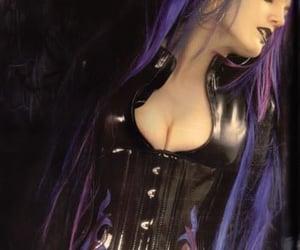 alt, alternative, and corset image