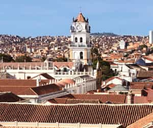 architecture, city, and south america image