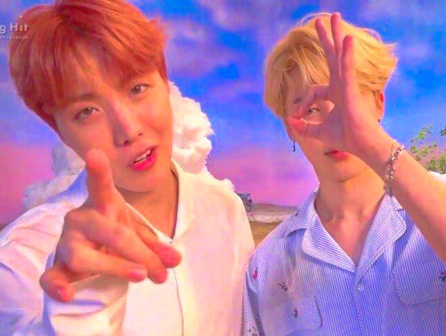jhope and jimin image