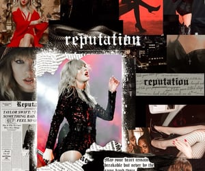 aesthetic, Collage, and Reputation image