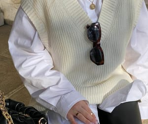 fashion, neutralstyle, and neutrals image