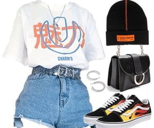 accessories, fashion, and hoop earrings image