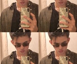 aesthetic, tumblr boy, and sunglasses image