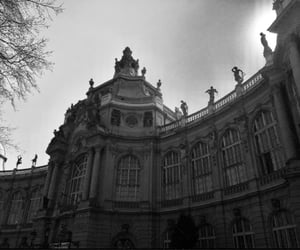 architecture, dark, and old image