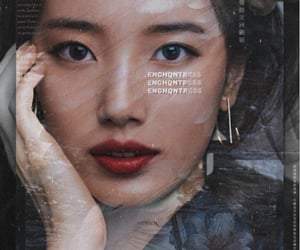 aesthetic, suzy bae, and picsart image