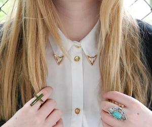 rings and shirt image