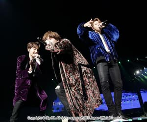 boys, jin, and j-hope image
