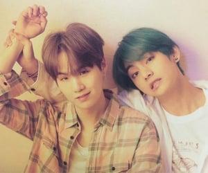 yoongi, kpop, and v image