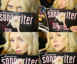 magazine, Taylor Momsen, and the pretty reckless image