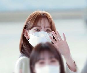 kpop, sakura, and izone image