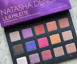 palette, cosmetics, and beauty image