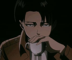 aot, levi, and shingeki no kyojin image