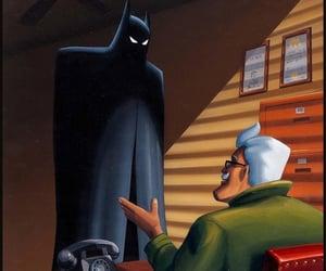 the batman and jim gordan image