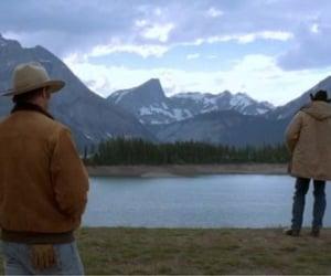 heath ledger, jake gyllenhaal, and movie image