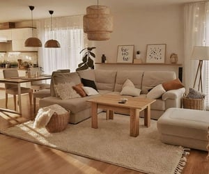 cozy, decor, and modern image
