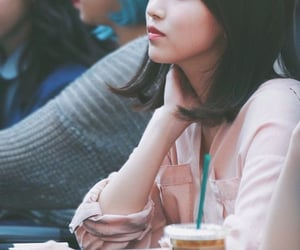 kpop, mina, and what is love image