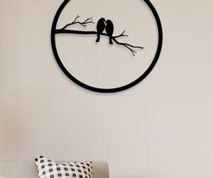 metal wall art image
