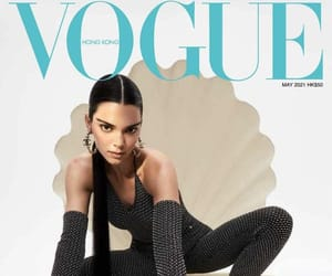 models, kendall jenner style, and vogue image