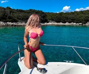 summer, yachting, and sarastephanies image