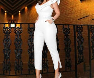 elegance, cute heels, and elegant outfit image