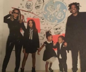 family, the carters, and beyoncé image