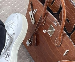 Birkin, hermes, and off white image