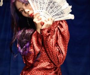 kpop, goeun, and purple kiss image