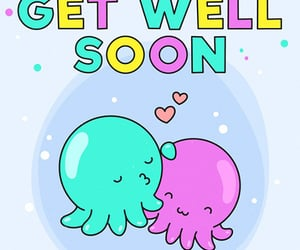 article, getwellsoon, and group greeting card image