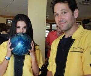 bowling, selena, and selena gomez image